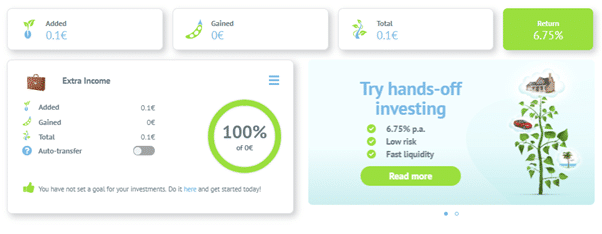 Go & Grow is simple, effective and trusted. You don't need to have any previous investing experience