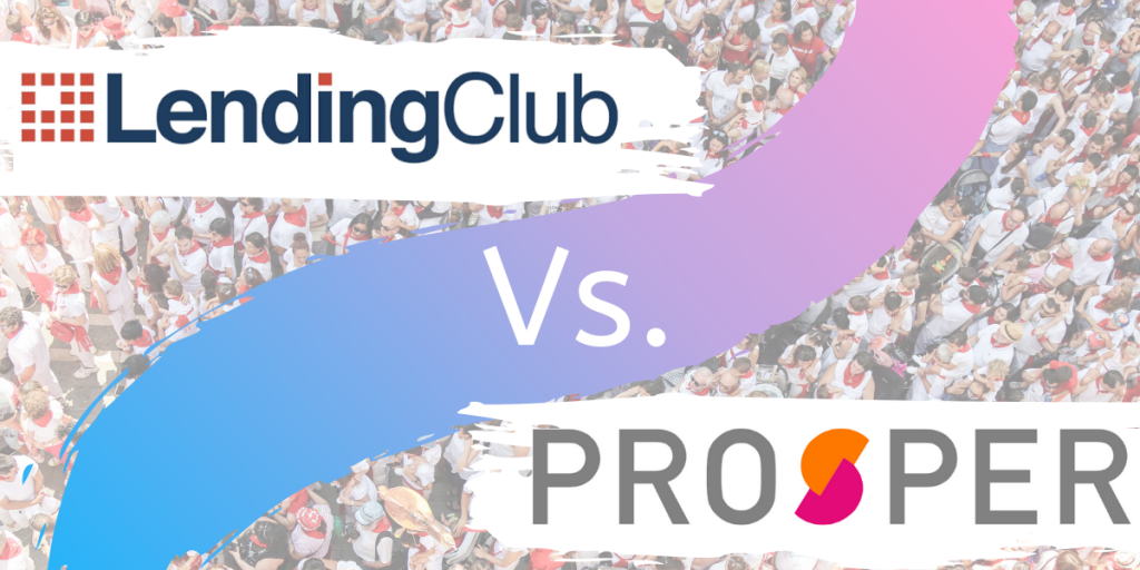 Lending Club and Prosper are two options for getting an online loan