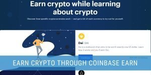 Earning cryptocurrency for free is easy with Coinbase Earn